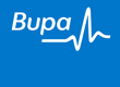 Bupa Health Care logo
